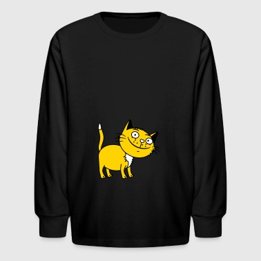 Kitten kitten - Kids' Long Sleeve T-Shirt