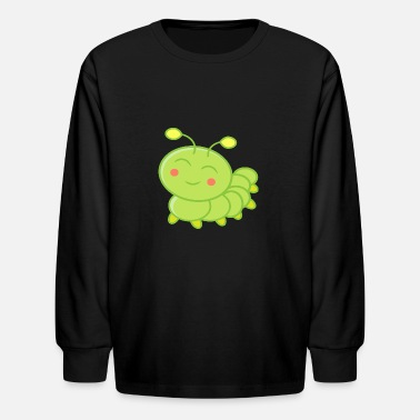 Caterpillar Caterpillar - Kids' Long Sleeve T-Shirt