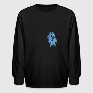 band up gang - Kids' Long Sleeve T-Shirt