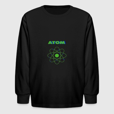 ATOM - Kids' Long Sleeve T-Shirt