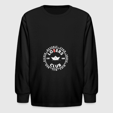 The Losers Lover Club - Kids' Long Sleeve T-Shirt