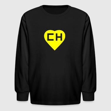 chapulin colorado - Kids' Long Sleeve T-Shirt