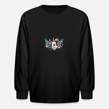 Tatoo tatoo - Kids' Long Sleeve T-Shirt