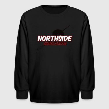 Northside Custom Crafts - Kids' Long Sleeve T-Shirt