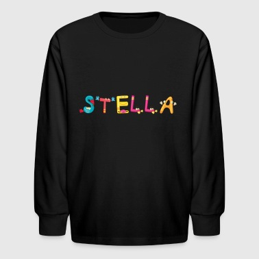 Stella - Kids' Long Sleeve T-Shirt