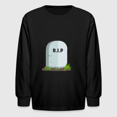 RIP - Kids' Long Sleeve T-Shirt