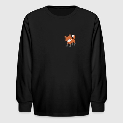 Fox - Kids' Long Sleeve T-Shirt