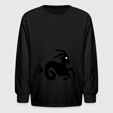 Capricorn - Kids' Long Sleeve T-Shirt