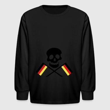 germany - Kids' Long Sleeve T-Shirt