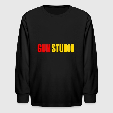 GUN - Kids' Long Sleeve T-Shirt