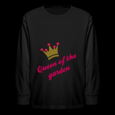 garden - Kids' Long Sleeve T-Shirt