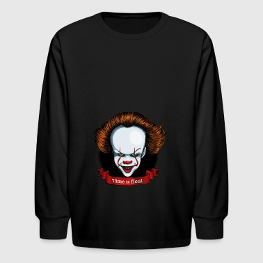 pennywise - Kids' Long Sleeve T-Shirt