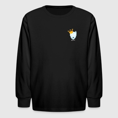 King Beckham - Kids' Long Sleeve T-Shirt