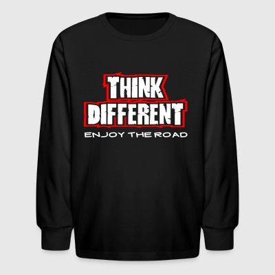 THINK DIFFERENT - Kids' Long Sleeve T-Shirt