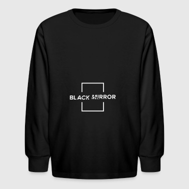 Black Mirror Black Mirror Tshirt Netflix - Kids' Long Sleeve T-Shirt