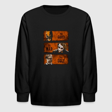 The Good and Ugly Picture - Kids' Long Sleeve T-Shirt