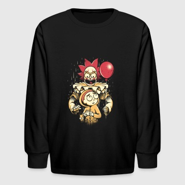 scary - Kids' Long Sleeve T-Shirt