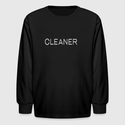 Cleaner Broad City - Kids' Long Sleeve T-Shirt