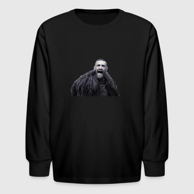 Conor mc gregor - Kids' Long Sleeve T-Shirt