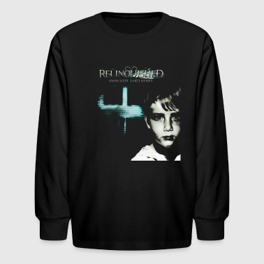 Relinquished - Onward Anguishes  - Kids' Long Sleeve T-Shirt