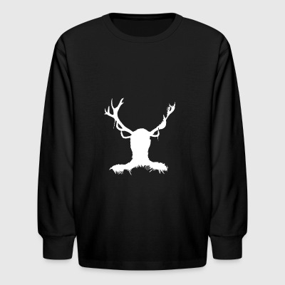 HANNIBAL STAG - Kids' Long Sleeve T-Shirt