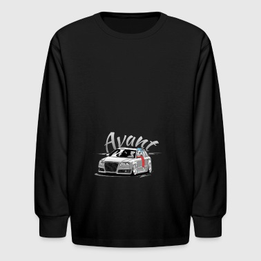 a4 s4 rs4 b7 avant - Kids' Long Sleeve T-Shirt