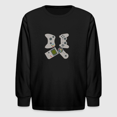 Gamer - Kids' Long Sleeve T-Shirt