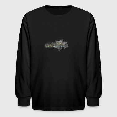 LOGO DEIGN3 - Kids' Long Sleeve T-Shirt
