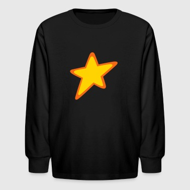 A Movie Star - Kids' Long Sleeve T-Shirt