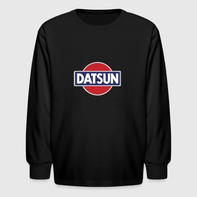 Datsun - Kids' Long Sleeve T-Shirt