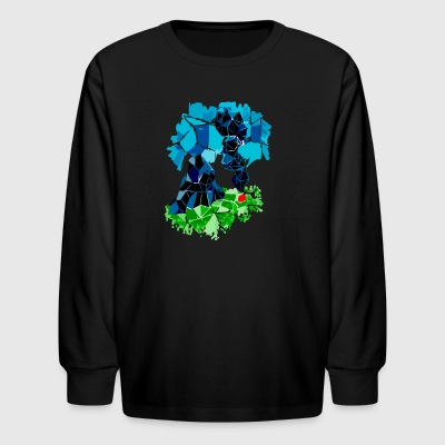 Elemental - Kids' Long Sleeve T-Shirt