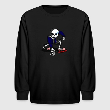 UNDERTALE SANS - Kids' Long Sleeve T-Shirt