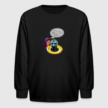 Daddy funk me - Kids' Long Sleeve T-Shirt