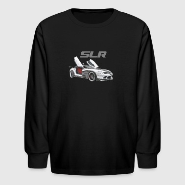 SLR - Kids' Long Sleeve T-Shirt