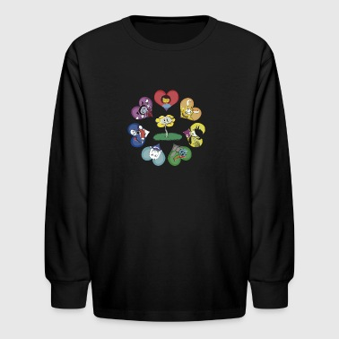 UNDERTALE GAMES - Kids' Long Sleeve T-Shirt