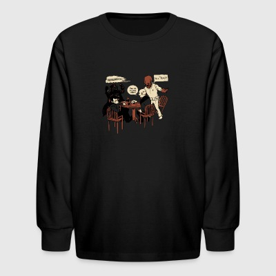 Poker Game - Kids' Long Sleeve T-Shirt