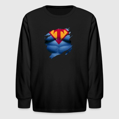 Super Teacher - Kids' Long Sleeve T-Shirt