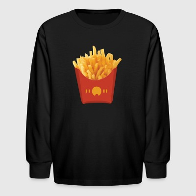 FRENCH FRIES - Kids' Long Sleeve T-Shirt