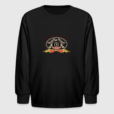WORLD CHAMPION - Kids' Long Sleeve T-Shirt