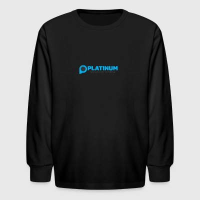 PSMAltLogo - Kids' Long Sleeve T-Shirt