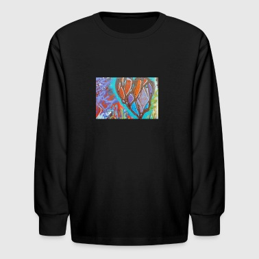 Graffiti6 - Kids' Long Sleeve T-Shirt