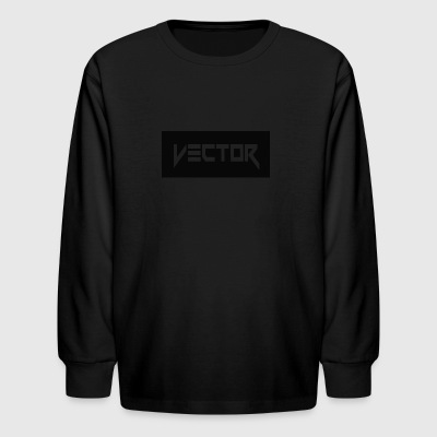 VECTOR - Kids' Long Sleeve T-Shirt