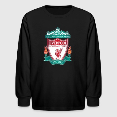 liverpool fc - Kids' Long Sleeve T-Shirt