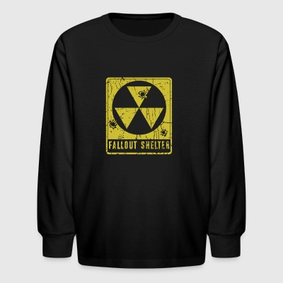 Fallout Shelter - Kids' Long Sleeve T-Shirt
