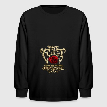 The Cult Rove Removal - Kids' Long Sleeve T-Shirt