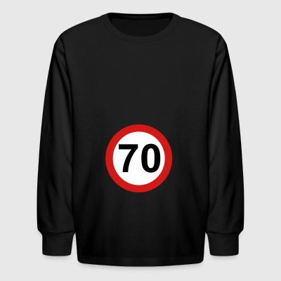 70 - Kids' Long Sleeve T-Shirt