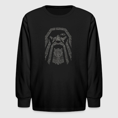 ODIN - Kids' Long Sleeve T-Shirt