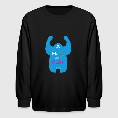 Made with Play - Kids' Long Sleeve T-Shirt