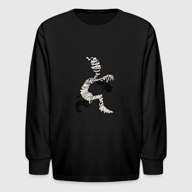 MUMMY - Kids' Long Sleeve T-Shirt
