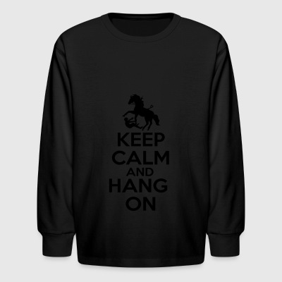 horse - Kids' Long Sleeve T-Shirt